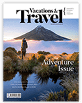 Vacations & Travel Issue 110 April 2019 Cover