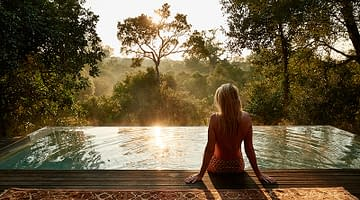 Greater Kruger National Park, Royal Malewane, safari lodge, south Africa, trackers, Masiya Bar, the royal portfolio, iconic hotels, romantic getaways