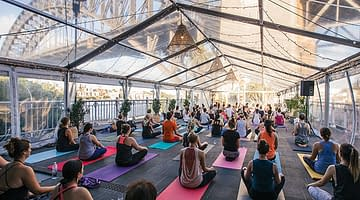 A new wellness retreat launches at Pier One Sydney