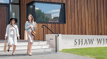 New cellar door experience at Canberra's Shaw Wines