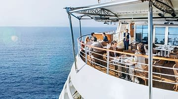 Tried & Tested: Silversea's Silver Muse