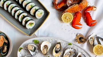 New seafood dining feast at Intercontinental Sydney