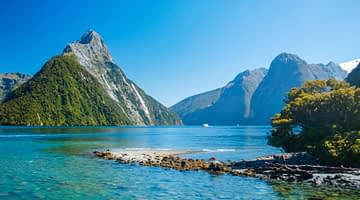 Milford Sound, New Zealand, AAT Kings, Inspiring Journeys, south island, Fiordland