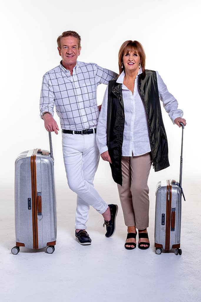 Interview: Travel Guides' Kevin and Janetta