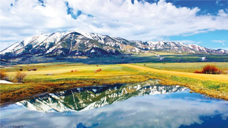 Beartooth Scenic Byway, Wyoming