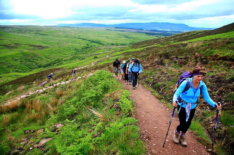 Walk and Write in Scotland   Vacations & Travel