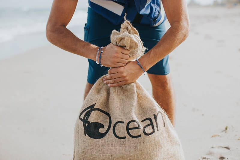 Plastic-free, recycled jewellery, take three for the sea, 4Ocean, save our seas, clean seas, recycling