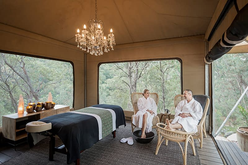 The Spa at Spicers Sangoma Retreat