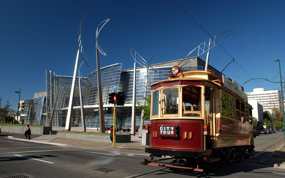 Christchurch, Canterbury, New Zealand, Inspired Journeys, luxury small group tours, AAT Kings
