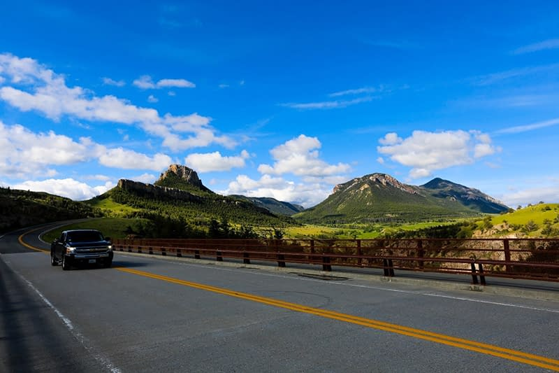 Road tripping the Great American West
