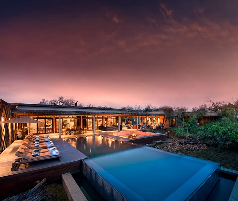 andBeyond Phinda Homestead offers a unique South African experience