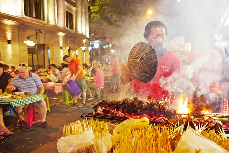 The gourmand's guide to Singapore