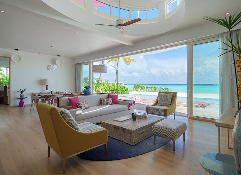 LUX* North Male Atoll brings modern luxury to the Maldives