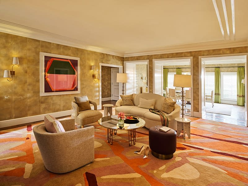 The Beverly Hills Hotel unveils a new Marilyn Monroe-inspired bungalow