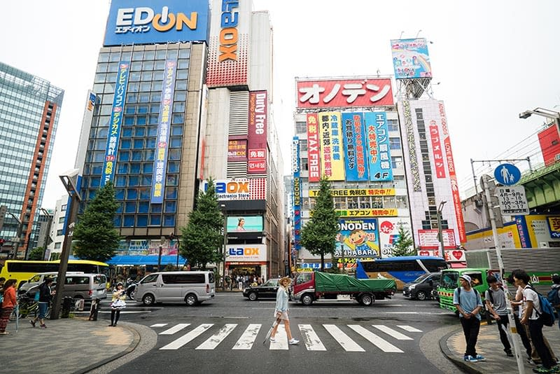 An insider's guide to shopping in Tokyo