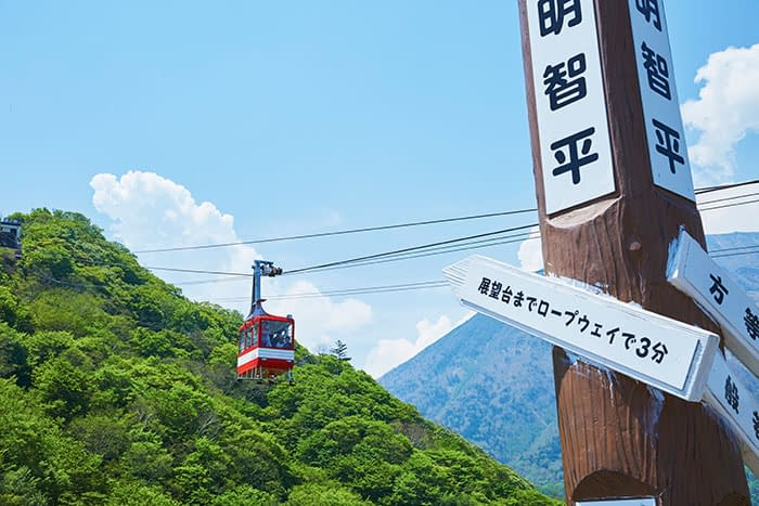A summer guide to Nikko, Japan