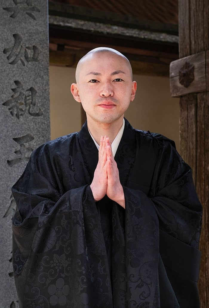 Monks, mantras and meditation in Japan
