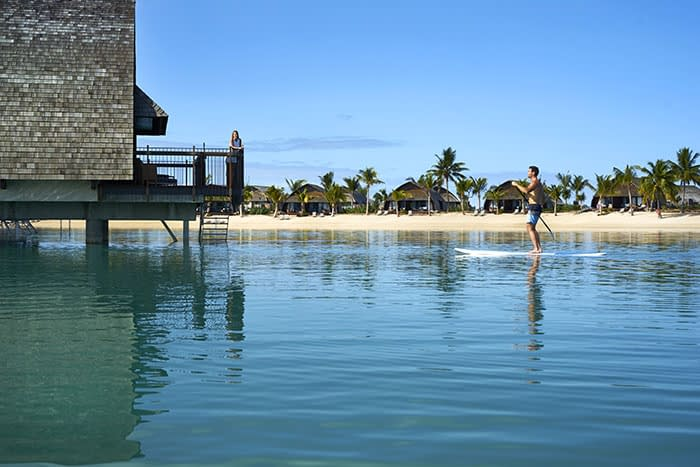 Fiji Marriott Resort Momi Bay: premium overwater villas