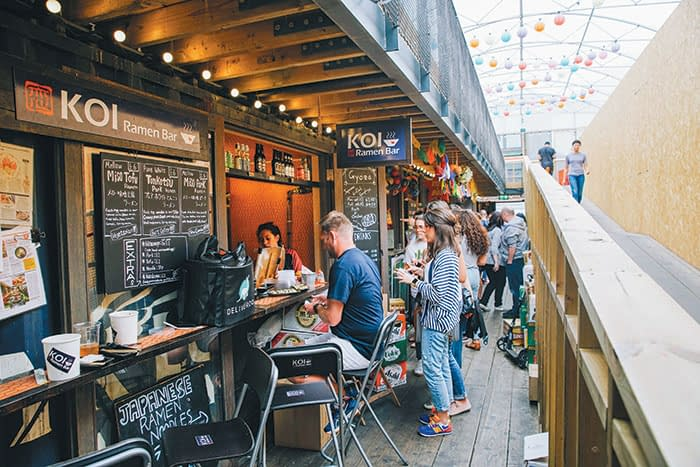 London Pocket Precincts: the best of London