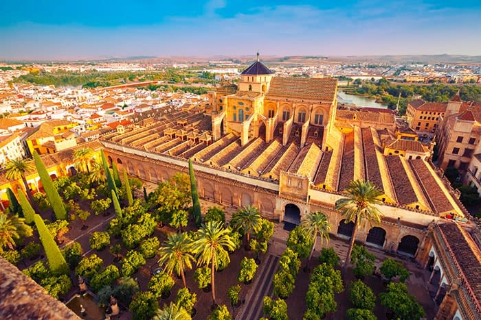 Córdoba: Spain and glory
