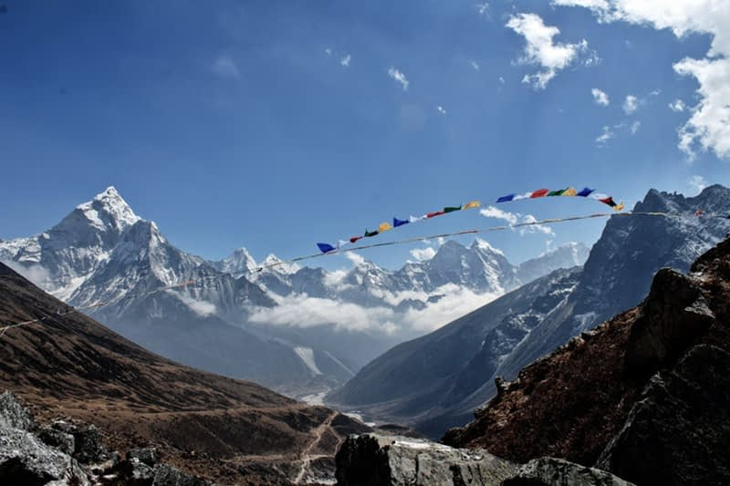 Memorial Everest Base Camp, Jared Simcox, General Manager Scoot Airlines