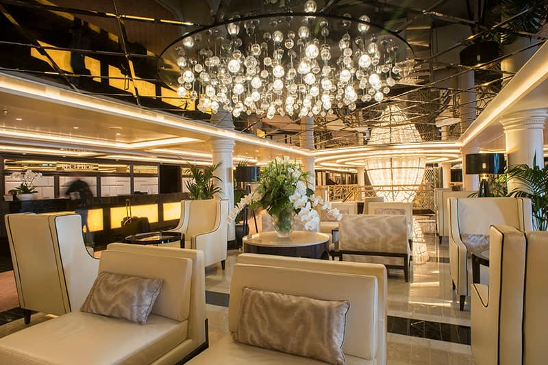 The Most Luxurious Ship Ever Built is coming to Australia