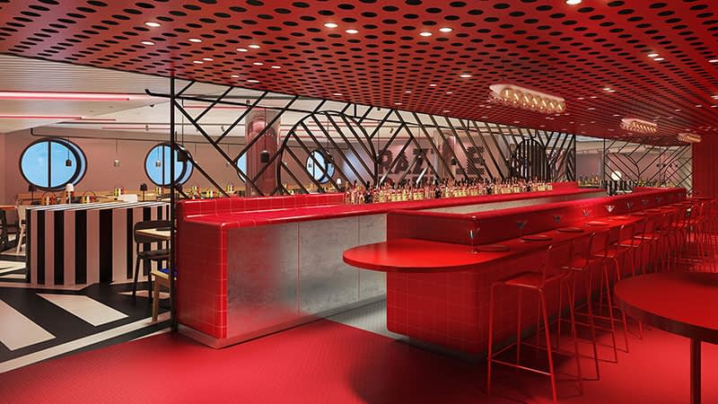 Sir Richard Branson's Virgin Voyages promises a 24/7 festival at sea