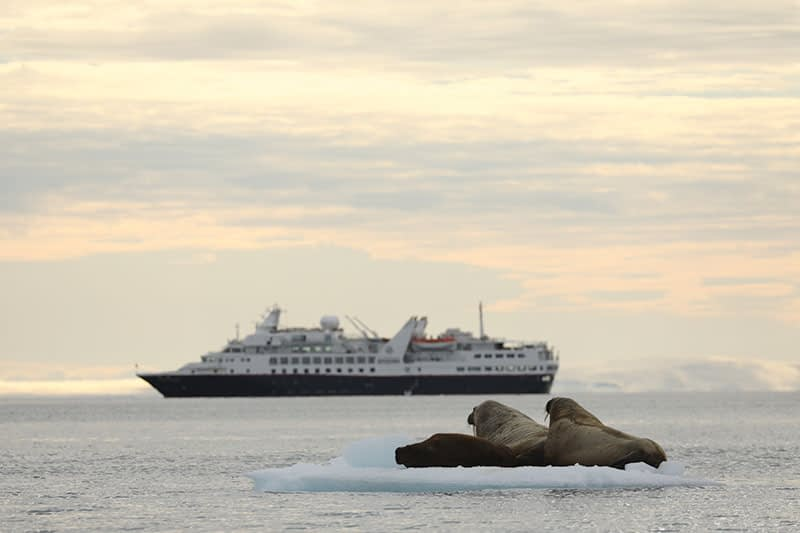 Silversea reveals unprecedented expedition world cruise for 2021