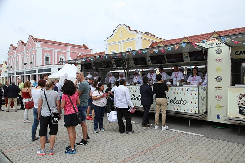 The world-travelling Gelato Festival to kick off this month
