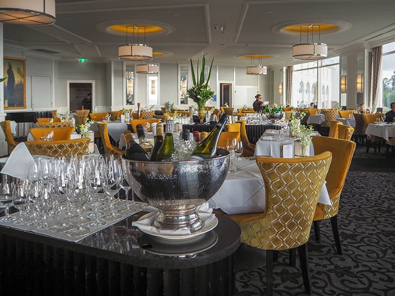 Hydro Majestic Hotel review: history, scandal and extravagance