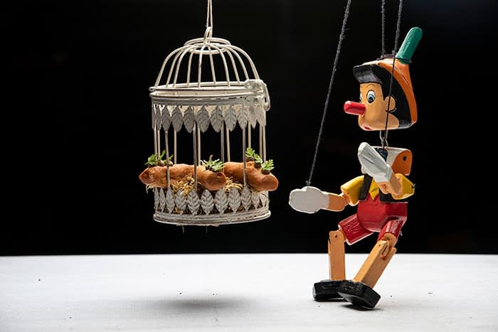 A whole new world: Disney-inspired menu at nel.